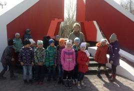 Экскурсия в Парк Победы